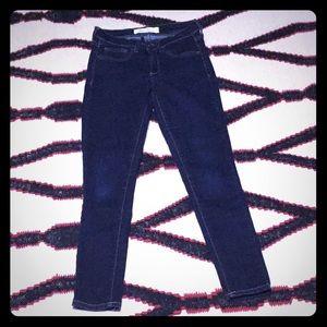 Gap 1969 easy legging 27R dark wash jean